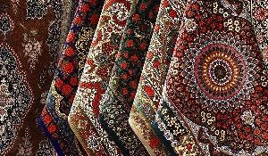 Persian art is best known in the West for its carpets