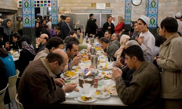 A foodie tour of Iran
